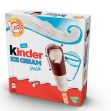 Kinder Ice Creme Stick