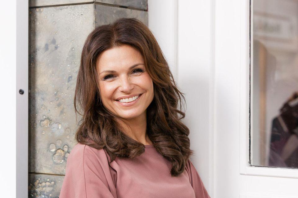 Unter Uns-Schauspielerin Tabea Heynig: Baby mit 47