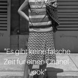 """Gabrielle, """"Coco"""", Chanel ist eine Modeikone, die in unseren Kleiderschränken noch lange erhalten bleiben wird."""