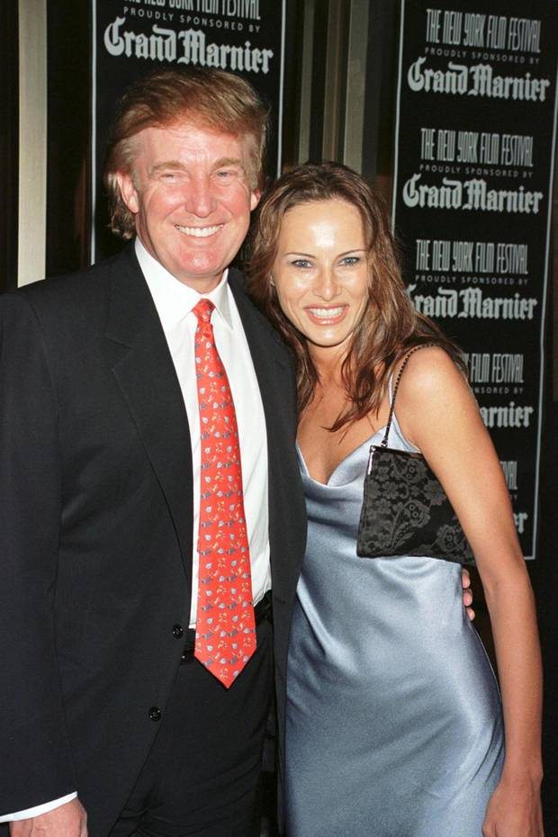 Donald Melania Trump 15 Fotos Auf Denen Sie Wirklich Glucklich