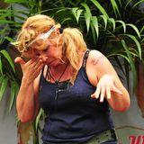 Bei Prüfungen gab es für Sandra nichts zu beißen. Doch die Dschungel-Diät tat ihr tatsächlich sichtlich gut.