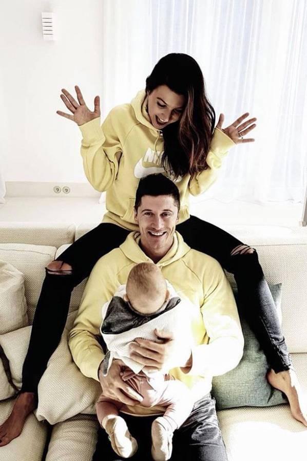 Lewandowski Familie