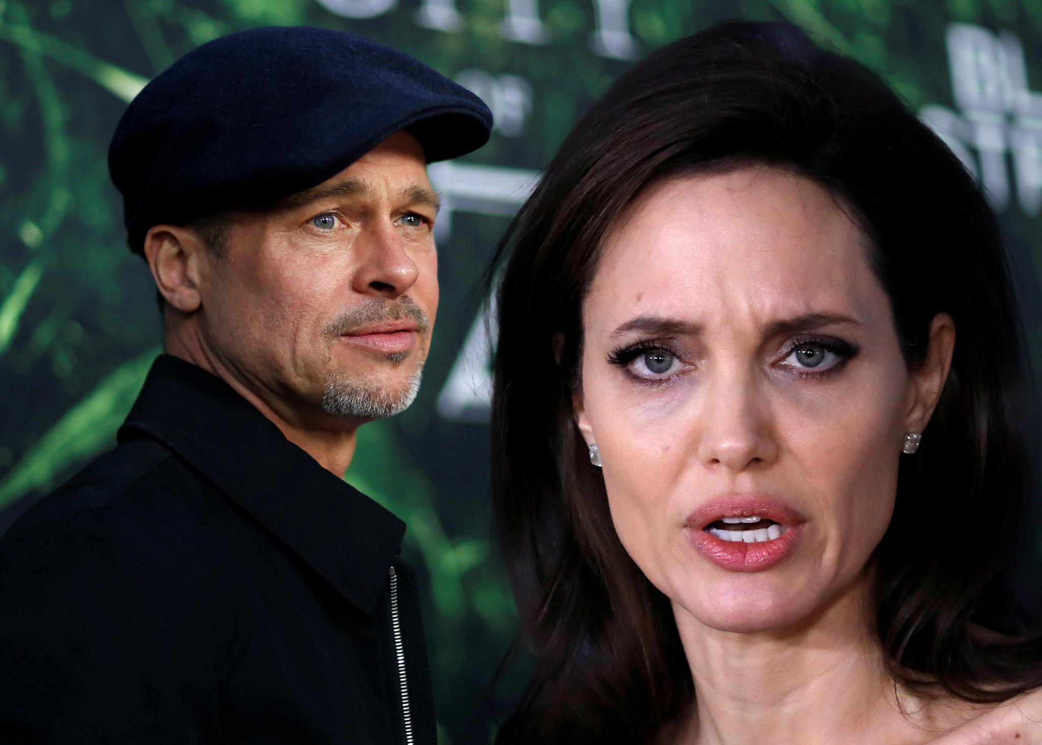 Angelina Jolie: Nach 560 Tagen darf Brad Pitt endlich ...