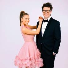 """Victoria Swarovski und Daniel Hartwich  Die Moderation der diesjährigen """"Let's Dance""""-Staffel werden Victoria Swarovski und Daniel Hartwich übernehmen. Die 24 jährige Victoria gewann die Show selbst im Jahr 2016 und wird somit die Nachfolgerin von Sylvie Meis."""
