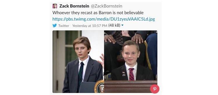Diesen beleidigenden Tweet hat Zack Bornstein inzwischen wieder gelöscht.