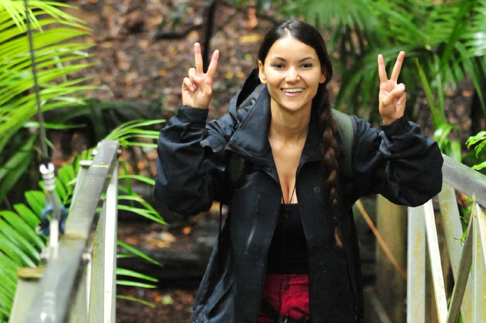 Kattia Vides beteuert weiterhin, dass sie Single ist