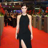 Ein Jahr vorher schon war Lena in diesem sexy Look einer der absoluten Hingucker auf dem Berlinale-Teppich.