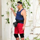 Als Matthias Mangiapane ins Camp zieht, hat er zwei Ziele: Die Dschungelkrone und einen Gewichtsverlust von 15 Kilo.