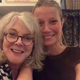 Blythe Danner feiert ihren 75. Geburtstag. Tochter Gwyneth Paltrow ist natürlich an diesem besonderen Tag an ihrer Seite.