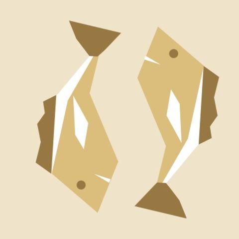 Wochenhoroskop Fische für 12.04.2021 - 18.04.2021