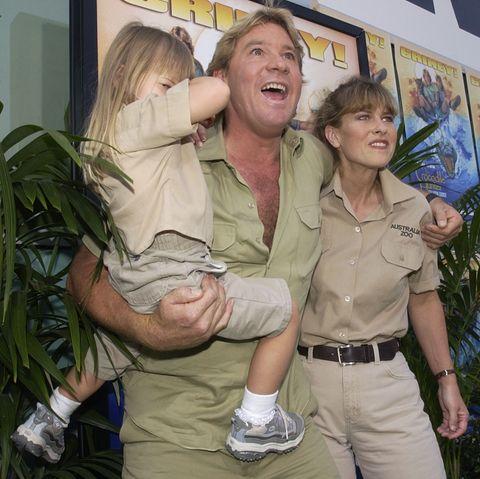 Steve Irwin (†), Terri Irwin