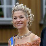 Das hat sich die schöne Ehefrau von König Willem-Alexander sich seit ihrer Jugend bewahrt.