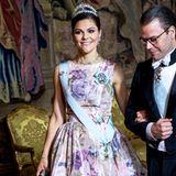 Große Roben und königliche Hochkaräter gehören für Prinzessin Victoria seit ihrer Geburt zum Leben dazu. Doch so glamourös trat die Thronfolgerin nicht immer auf.