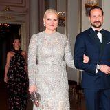 Prinzessin Mette-Marit mit Ehemann Kronprinz Haakon: An seiner Seite wird sie eines Tages den norwegischen Thron besteigen.