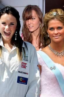 Royals damals und heute