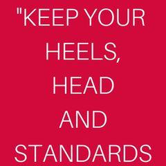 Modedesignerin Coco Chanel weiß Bescheid...