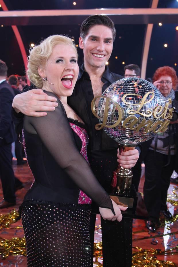 Lets Dance Alle Gewinner Der Tanzshow Auf Rtl S 4 Galade