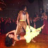 12. September 2016  Hola, wie heiß! Rebecca Mir und Massimo Sinato heizen die Gäste beim Leipziger Opernball mit einer Salsa-Samba Tanzshow ein.