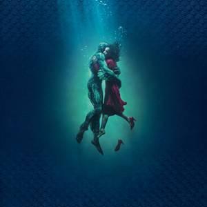 "Postermotiv zum Film ""Shape of Water"""