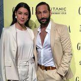 17. Januar 2017  Rebecca und Massimo auf der Berlin Fashionweek.