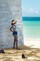 """In der Karibik trennte Heidi Klum """"die Spreu vom Weizen"""" und schickte fast die Hälfte der Kandidatinnen heim"""