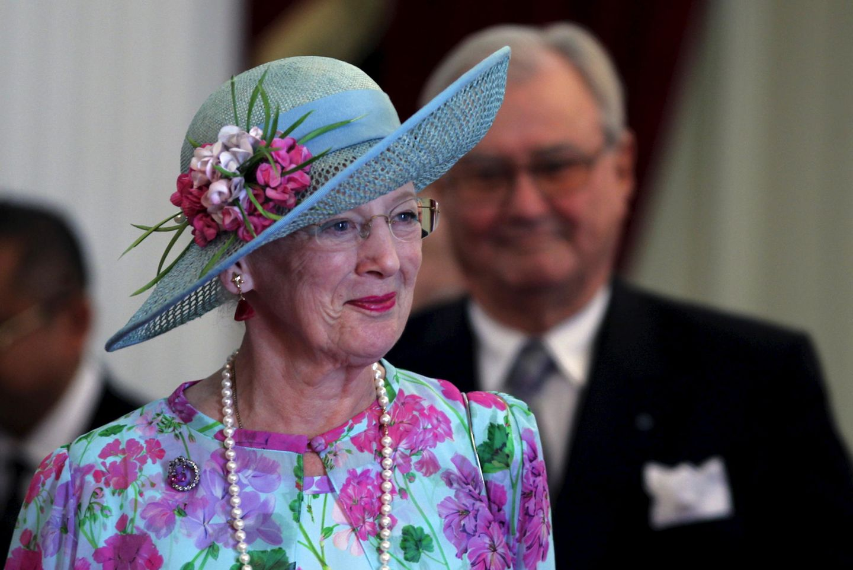 Königin Margrethe, Prinz Henrik
