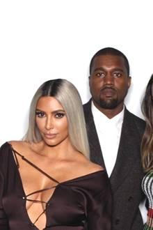 11. Februar 2018  Auch Kim Kardashian und Ehemann Kanye West sind mit von der Partie. Diesen Schnappschuss von der Geburtstagsparty postet die Schauspielerin Olivia Munn.
