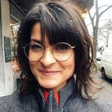 Moderatorin Marlene Lufen startet seit Jahren beim Sat-1-Frühstücksfernsehen frisch in den Tag. Mit neuem Pony-Haarschnitt sieht sie damit sogar noch ein bißchen aufgeweckter aus.