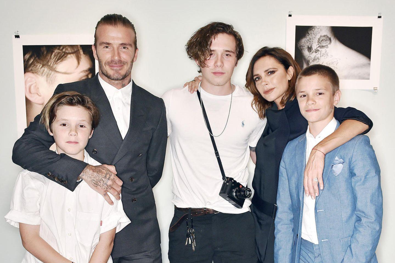 Familie Beckham
