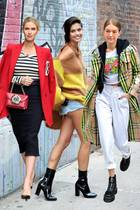 Style-Zoom in New York: Die Fashion-Week-Edition