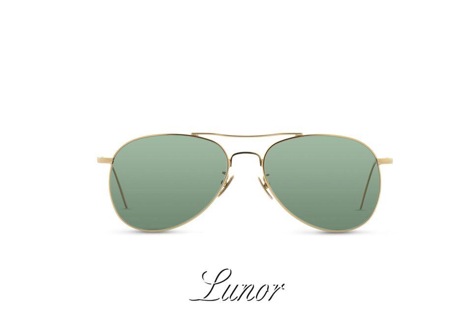 """Gewinnen Sie eine schicke Lunor-Sonnenbrille """"Aviator II P2"""""""