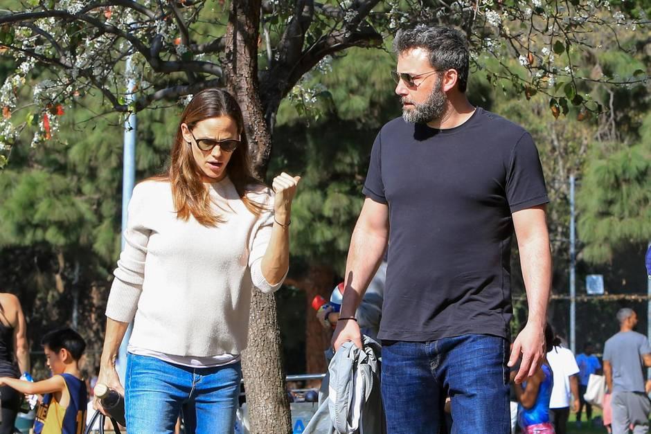 Jennifer Garner: Blockiert sie die Hochzeit von Ben Affleck und Lindsey Shookus?
