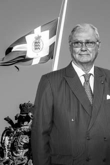 Prinz Henrik (†)