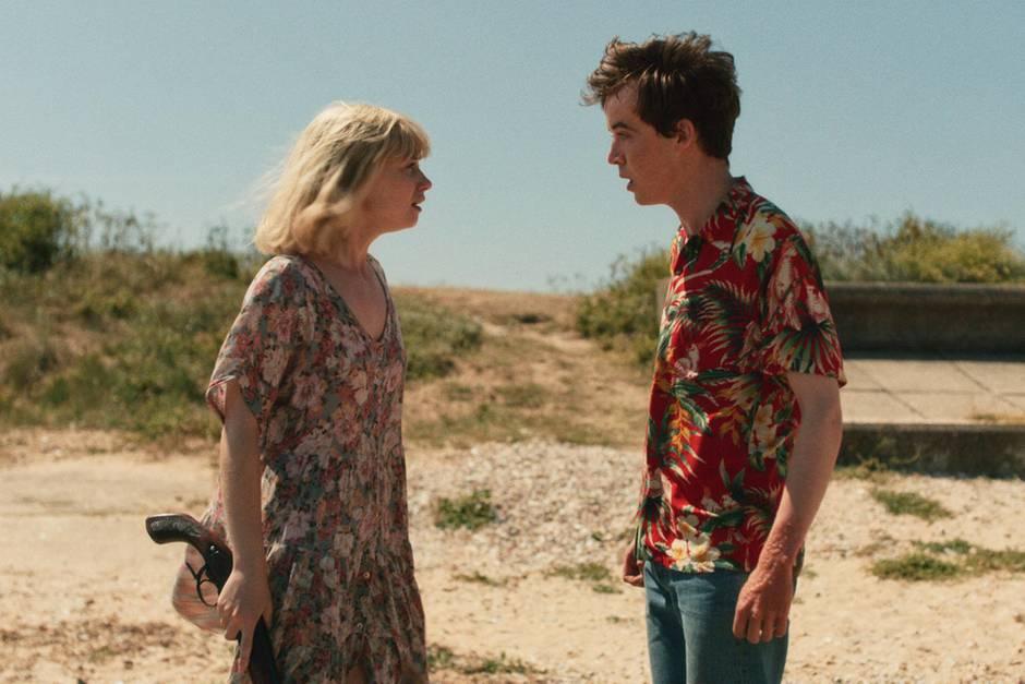 Haben mehr gemeinsam, als sie denken: Alyssa (Jessica Barden) und James (Alex Lawther)