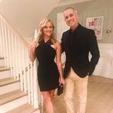 Reese Witherspoon und Ehemann Jim Toth haben sich schick gemacht für ihr romantisches Valentinstags-Date.