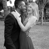 """Doutzen Kroes nutzt den Valentinstag für einen besonderen Liebesbeweis an Ehemann Sunnery James: """"Danke, dass du immer an meiner Seite bist, mich unterstützt und mich liebst, egal was kommt."""""""