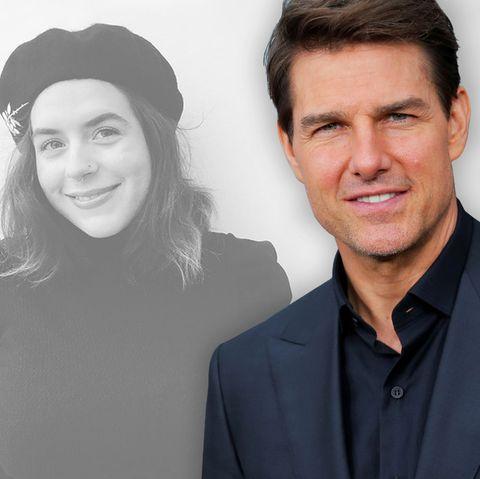 Isabella Cruise, Tom Cruise