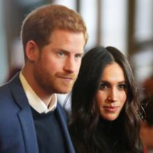 Meghan Markle, Prinz Harry