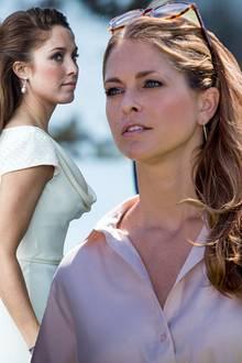 Louise Gottlieb + Prinzessin Madeleine