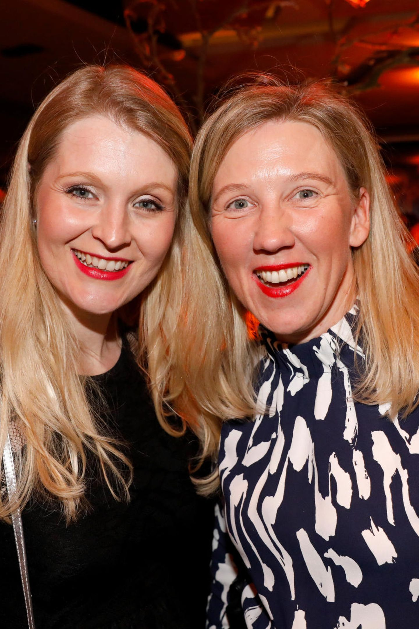 Melanie Kelm (Tiffany) und Michaela Luisa Stein (HFC Prestige)