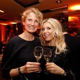 Kathrin Wirz (Pommery) und Astrid Bleeker (Director Brand Solutions GALA)