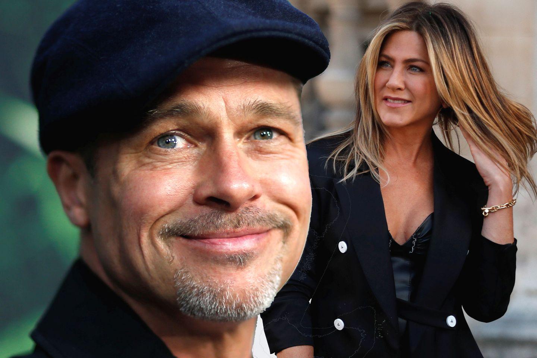Brad Pitt, Jennifer Aniston