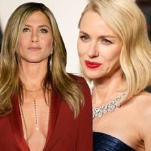 Jennifer Aniston, Naomi Watts