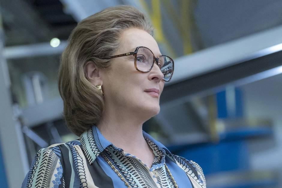 """Meryl Streep in """"Die Verlegerin"""""""