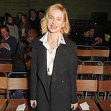 Naomi Watts ist extra aus New York über den großen Teich nach London gekommen.