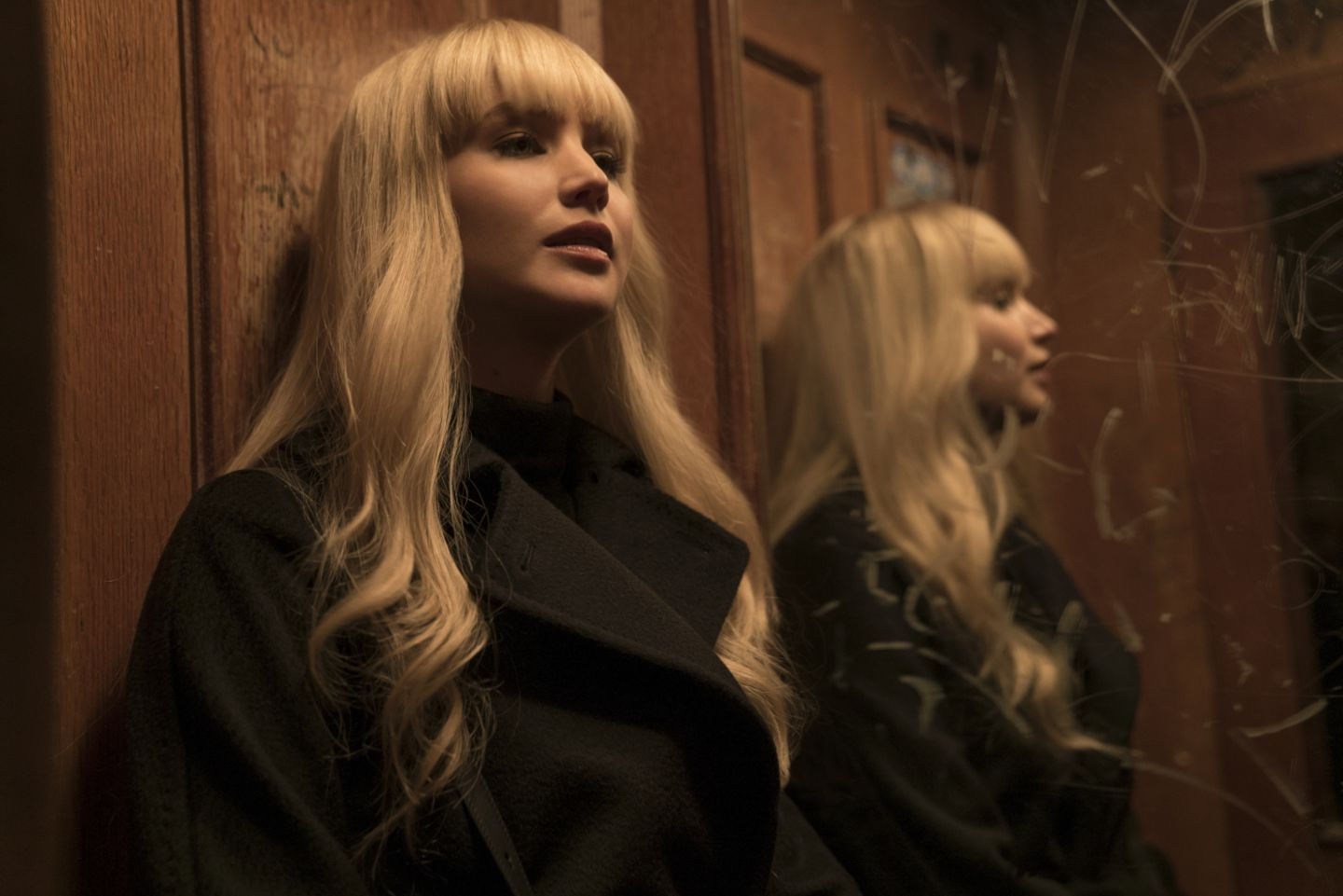 """Jennifer Lawrence in """"Red Sparrow"""""""