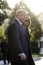 Donald und Melania Trump - eine Ehe im Rampenlicht