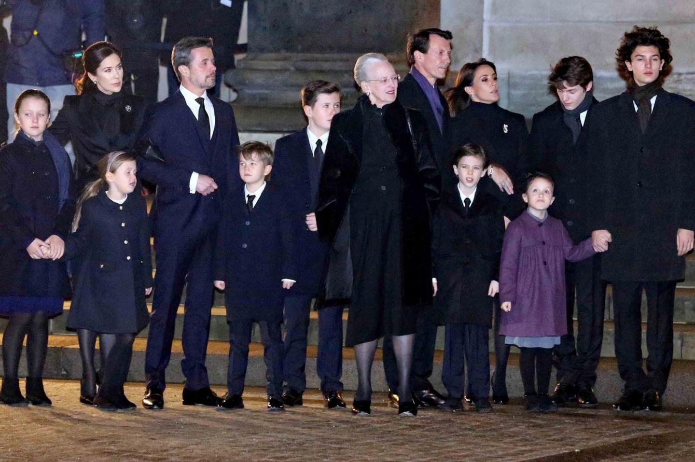 Dänemarks Royals