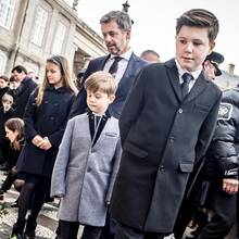 Prinz Christian, Prinz Vicent + Prinzessin Isabella