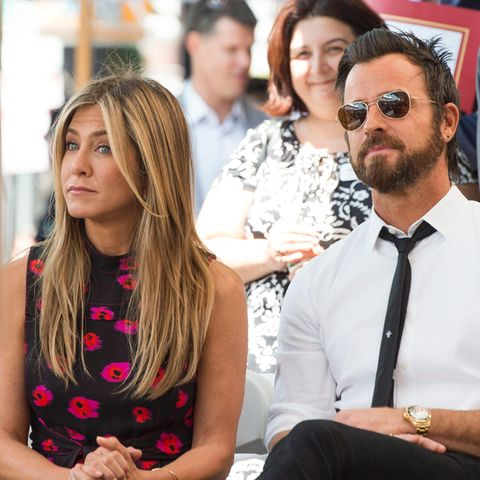 Jennifer Aniston + Justin Theroux im Sommer 2017